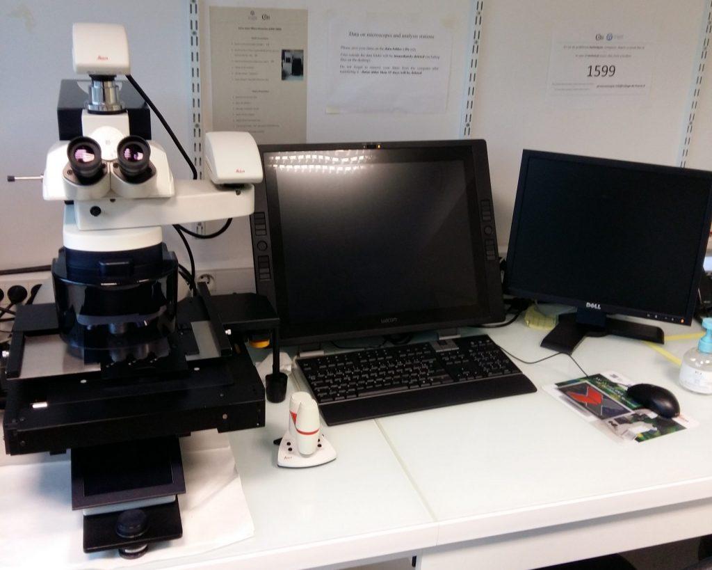 Micro-dissecteur laser LDM 7000